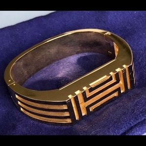 Authentic Tory Burch Fitbit Flex Gold bracelet